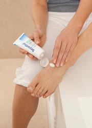 Bepanthol ® Fußcreme für trockene, raue Fußhaut