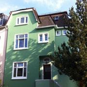 Energetisch modernisiertes Alt-Bremerhaus (Foto: Dipl.-Ing. Ralf Otten)