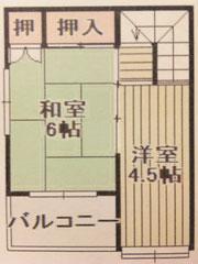 3F シェアルーム(個室)※宿泊施設