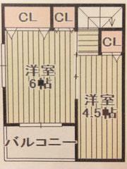 4F スタッフルーム・個室(洋室)