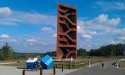 """das """"Tor"""" zum Lausitzer Seenland"""