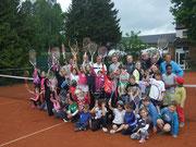Gruppenbild Kids' Day 2014