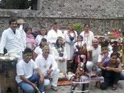 Grupo Makoyolotzin, ¡de mulitas!