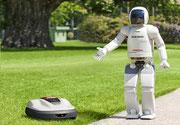 Roboter-Rasenmäher Miimo