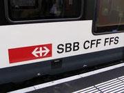 SBB Fahrplan