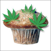 recette space cake - gateaux avec weed ou hash