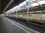 浅草橋 駅のホーム