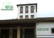 """CENTRO DE VISITANTES """"HUERTA DEL REY"""" - PARQUE NATURAL """"SIERRA DE HORNACHUELOS"""" - Haz """"clic"""" en la imagen para ampliar."""