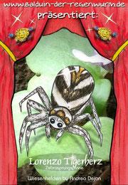 2005 war sie Spinne des Jahres