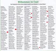 8 neue Mitglieder in Marburger Zweigverein