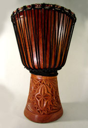 The Modern Djembe Built by DrumConnection