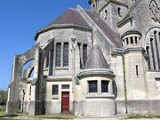 L'église Art déco de Mont-Notre-Dame
