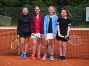 Juniorinnen A Edemissen Tennis Punktspiel