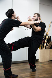 Kampfkunstschule Rosenheim - Wing Tzun - Training 02