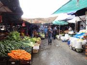 Green Market in Pristina / Prishtina