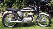 Bultaco Metralla 250 von 1969