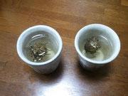 お花のお茶