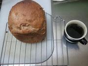 焼きが手パンとコーヒー