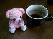くまちゃんとコーヒー