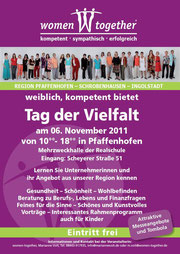 2. Messe women together