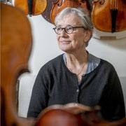 Viool, altviool, cello in Breda, Tilburg, Eindhoven Katrien Vandermeersch