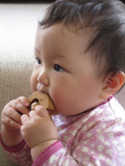 10ヶ月の女の子