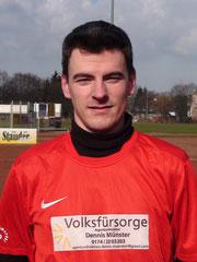 Andreas Knoche traf per Kopf.