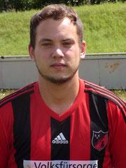 Sven Sommerfeld spielte wie der Rest des Teams eine starke erste Halbzeit