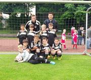 Das Siegerteam: VfB Bottrop