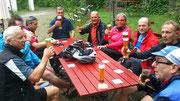 Pause in Solingen-Gräfrath