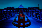 Blue Port Hamburg by Michael Batz