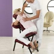 Rücken- Nackenmassage