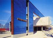 Musée de l'Arles Antique, le musée bleu