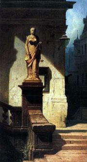 Justitia von Carl Spitzweg