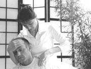Shiatsu Balance bei Depression