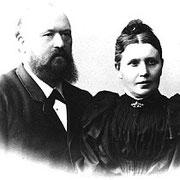 Ehepaar Mangelsdorf