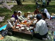 2012-伊那公園お花見
