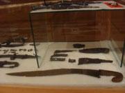 Falcatas y otras armas