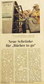 Cellesche Zeitung am 12.07.2014