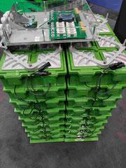 Greenrock Salzwasser Batterie Alternative zu Lithium