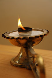 Arati-Lampe