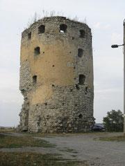 "В""їздна вежа замку"