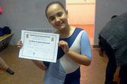 Laura Martínez (Certificat)