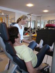 Medizinische Trainingstherapie Baumert