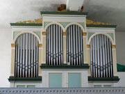 Die Orgel in Jestädt von 1893