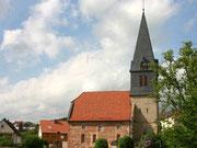 Südseite Kirchenansicht