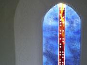 Glasfenster von Oswald Krause-Rischard