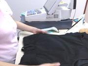 クリーニング 衣類の管理