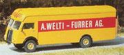 Prototyp Saurer-Möbelwagen