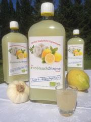 Knoblauch Zitrone